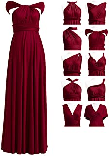 Infinity Dress With Bandeau, Convertible Dress,...