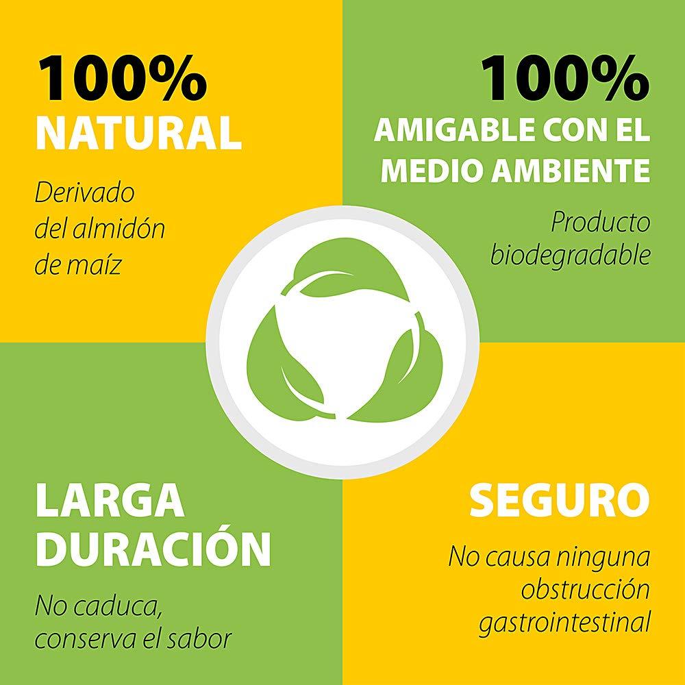 Ferplast Goodbite Natural M Juguete Hueso para La Higiene Oral ...