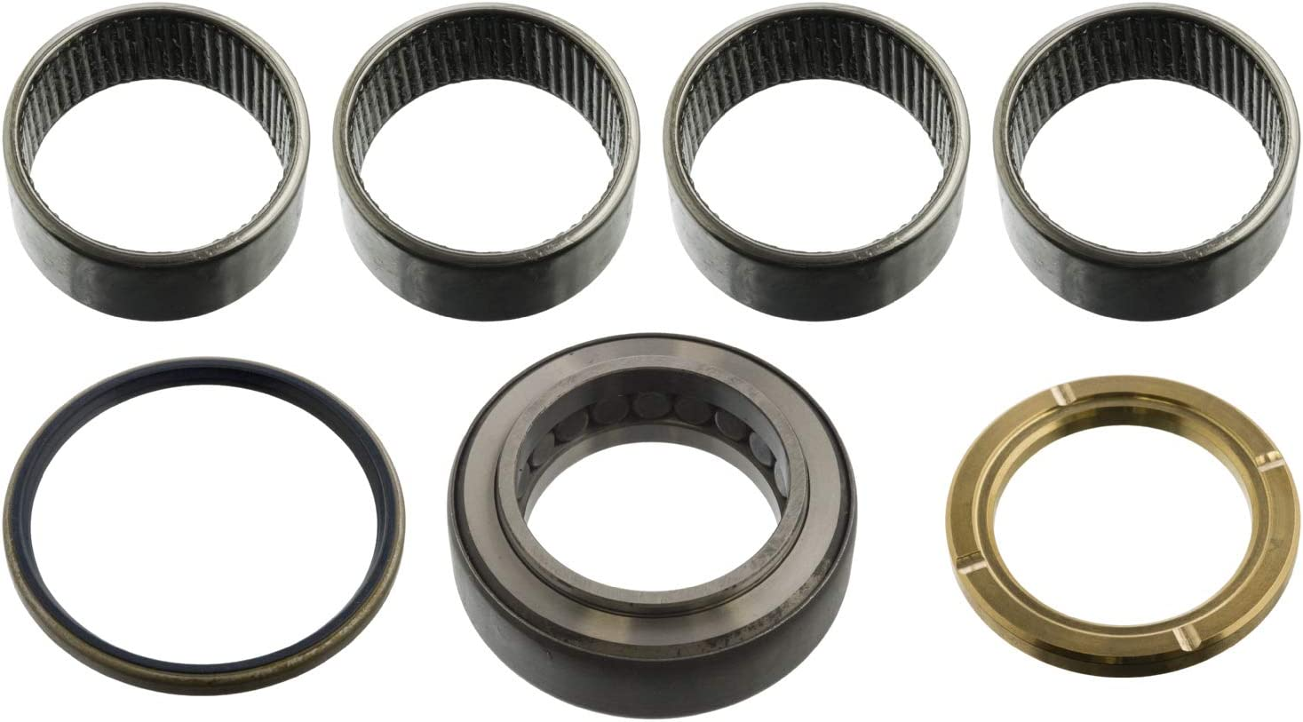 febi bilstein service 15881 king pin Many popular brands set with fulcrum p without bearing