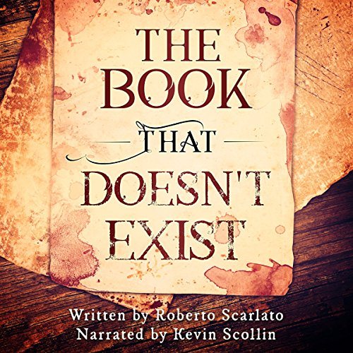 The Book That Doesn't Exist cover art