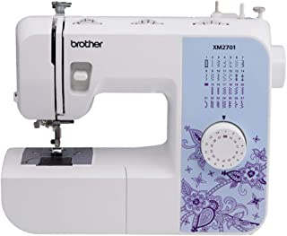 Brother XM2701 Lightweight Sewing Machine, White