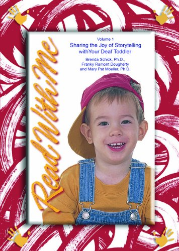 Sharing the Joy of Storytelling with Your Deaf Toddler