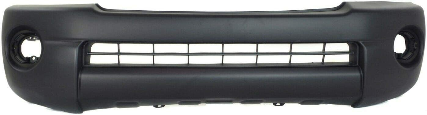 Soldering Vooviro NEW before selling ☆ Excellent Textured Black Front Compa Cover Bumper Fascia