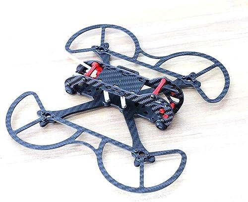 Entrega gratuita y rápida disponible. Desconocido Generic HSKRC 3 Inch 155mm 155mm 155mm Wheelbase 3mm Arm Carbon Fiber FPV Racing Frame Kit with Projoection Ring  diseñador en linea