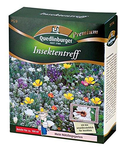 Quedlinburger Blumenmischung Insektentreff 100g für 100qm