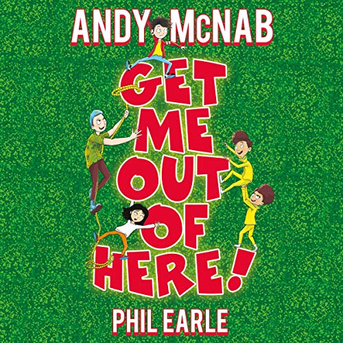 Get Me Out of Here! cover art