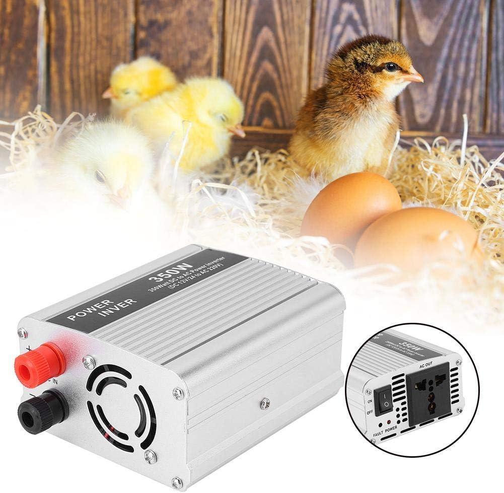 Single-Layer Inverter Mini incubatore di Potenza Portatile Inverter Accessori incubatore Attrezzatura agricola 220V Filfeel Inverter incubatore di Potenza