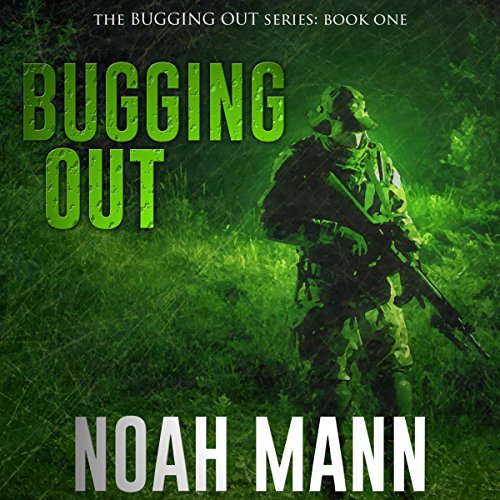 Bugging Out audiobook cover art