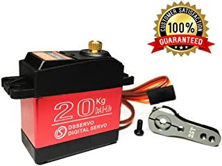 high voltage servos rc