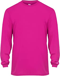 Performance Wicking Athletic Sports Shirt/Undershirt/Jersey (Short & Long Sleeve in Youth, Adult & Ladies Sizes)