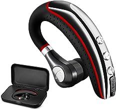 Bluetooth Headset,Wireless v5.0 Business Bluetooth Earpiece in Ear Lightweight Sweatproof..