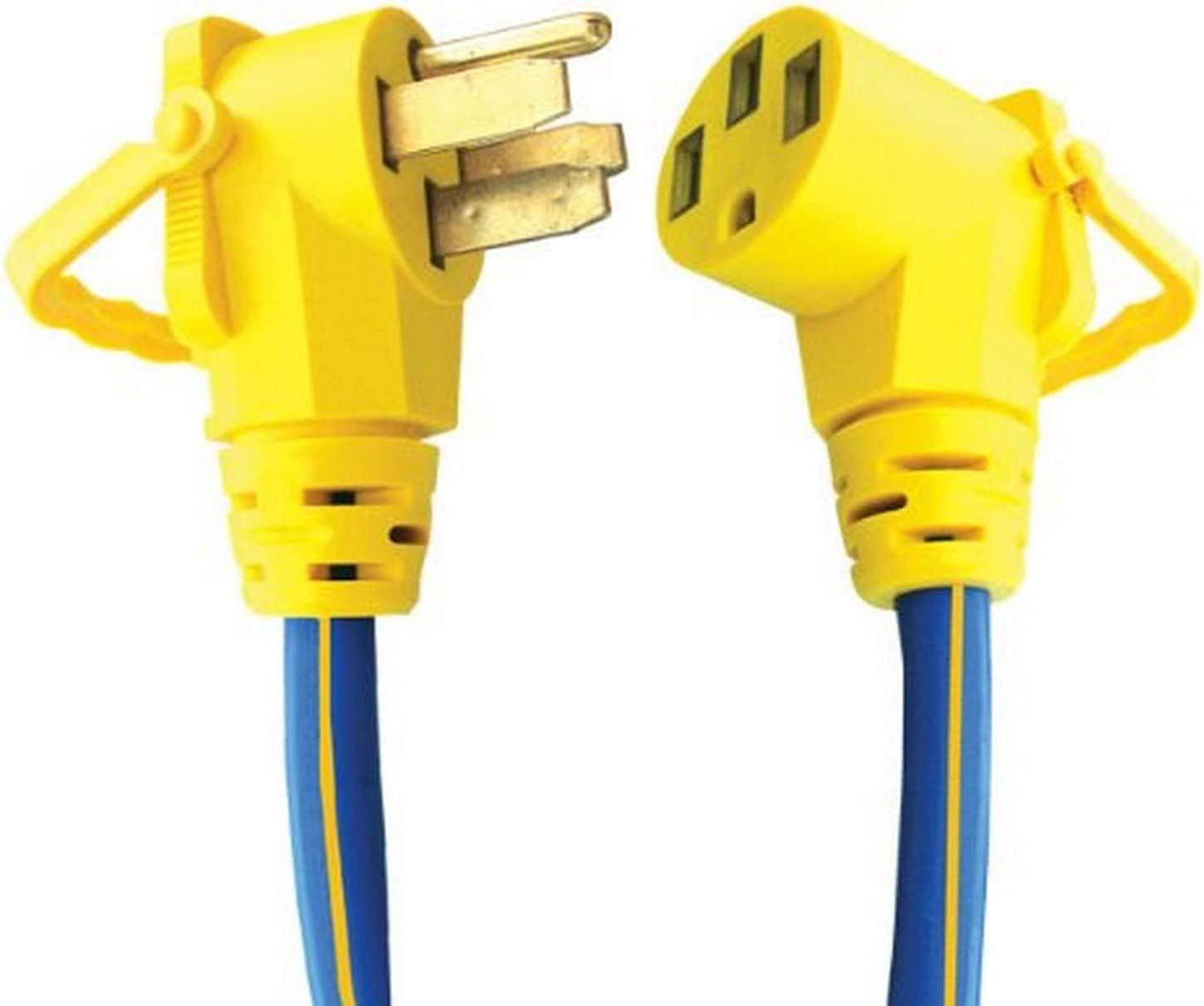 Voltec 16-00510 50A Extension Super intense SALE Cord E-Zee 15' - Grip with Popular shop is the lowest price challenge