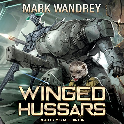 Winged Hussars audiobook cover art
