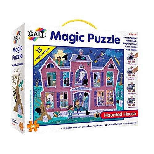 Galt America- Toys Puzle Mágico – Casa Encantada