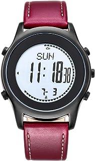 JessFash Reloj Inteligente Deportivo Rastreador de Ejercicios Reloj Contador de Pasos de calorías Pantalla táctil a Color Monitor de sueño con frecuencia cardíaca Reloj Inteligente con podómetro