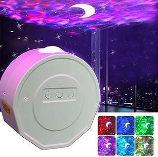 UYT - Proyector nocturno de 6 colores Dream arry Sky