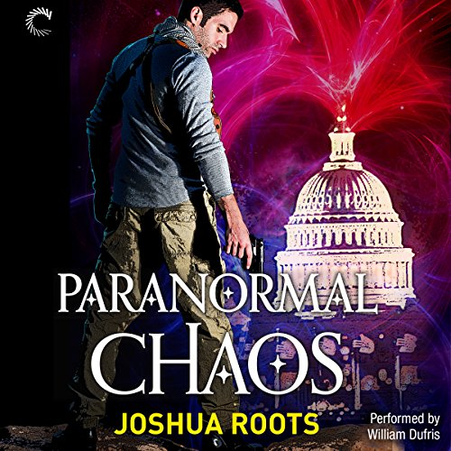 Paranormal Chaos audiobook cover art