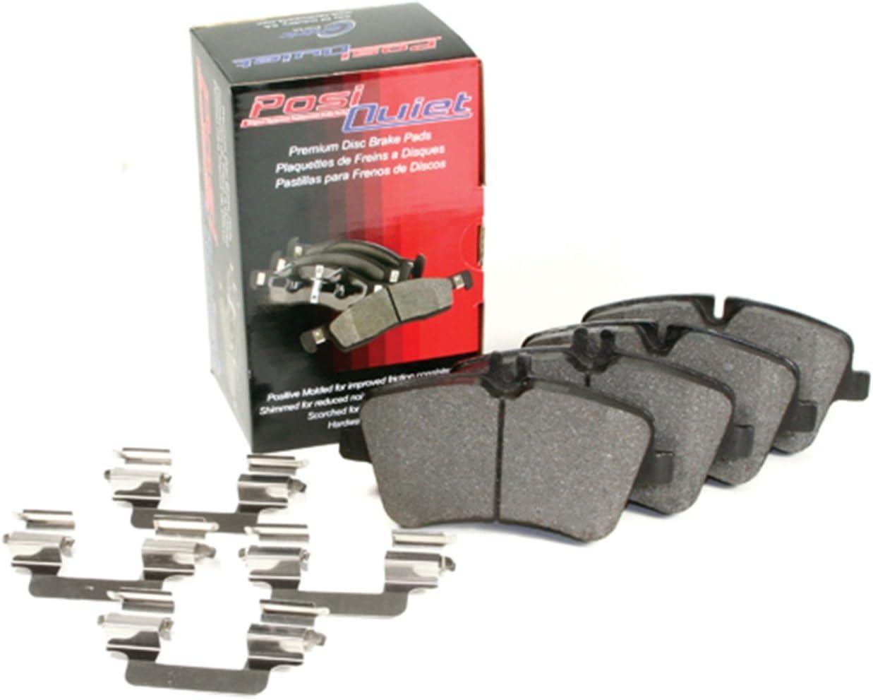 StopTech 104.14500 Large-scale sale Brake Pad In stock Semi-Metallic
