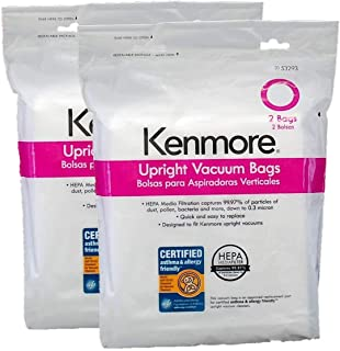 Best kenmore upright vacuum bags o Reviews