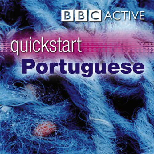 Quickstart Portuguese audiobook cover art