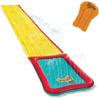 Wham-O Hydroplane XL 18 Foot Lawn Water Slide with Splash Zone and Sprayers