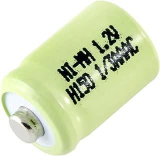 Dantona Single Cells 1/3AAA-150NM-NT Nickel Metal Hydride (NIMH) - Rechargeable