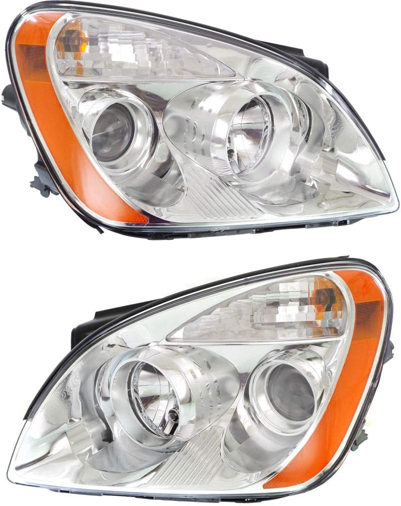 For Kia Rondo Headlight Assembly and Ranking TOP20 2008 Passenger Sale Special Price 2007 Driver
