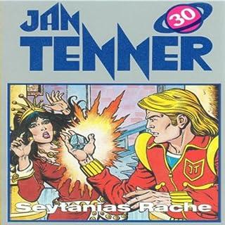 Seytanias Rache     Jan Tenner Classics 30              Autor:                                                                                                                                 Horst Hoffmann                               Sprecher:                                                                                                                                 Lutz Riedel,                                                                                        Klaus Nägelen,                                                                                        Marianne Groß                      Spieldauer: 42 Min.     4 Bewertungen     Gesamt 4,3