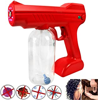Electric Ulv Cordless Sprayer Portable Fogger Machine 800ml for Traveling Use Hotel Restaurant Family Hospitals Schools Ho...