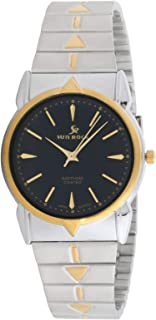 Sun Rock Casual Watch Analog for Men, Stainless Steel, SRG104
