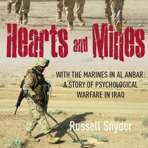 Hearts and Mines audiobook cover art