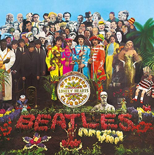 Sgt. Pepper S Lonely Hearts Club Band (50Th Anniversary Edt.)