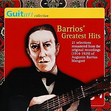 Barrios' Greatest Hits