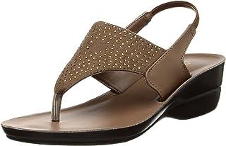 BATA Women's Samba Fashion Sandals