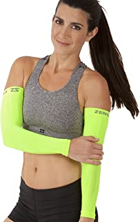 Best neon yellow baseball arm sleeve Reviews