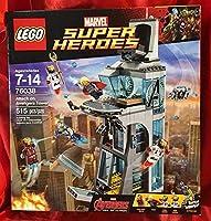 廃盤レア レゴスーパーヒーローズ76038 アベンジャーズタワー 国内正規品