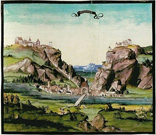 Die Reisebilder Pfalzgraf Ottheinrichs aus den Jahren 1536/37: von seinem Ritt von Neuburg a.d. Donau über Prag nach Krakau und zurück über Breslau, Berlin, Wittenberg und Leipzig nach Neuburg