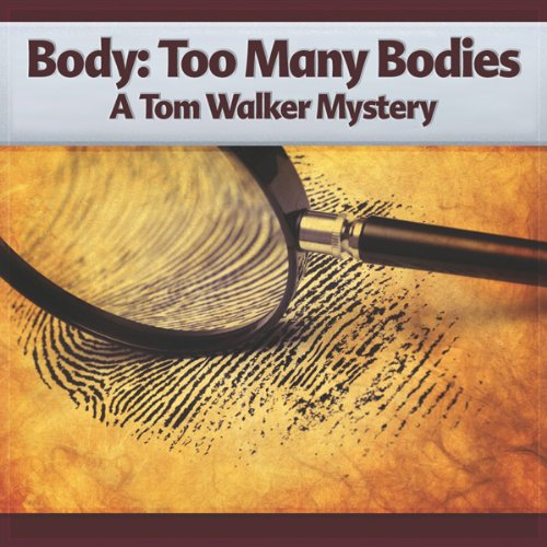 Body - Too Many Bodies audiobook cover art