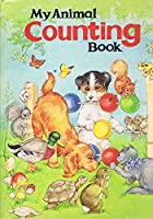 My Animal Counting Book 0861630203 Book Cover