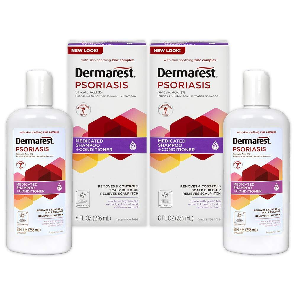 Dermarest Psoriasis Medicated Shampoo Conditioner