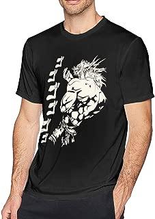 JoJo Bizarre Adventure Cool Mens T-Shirt Black