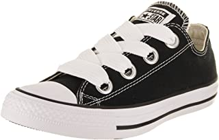 Converse Womens Chuck Taylor All Star Big Eyelets Low Sneaker