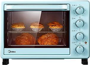 Fours grille-pain Mini Four, Four Multifonction Domestique, contrôle de température réglable et minuterie avec Plaque de C...