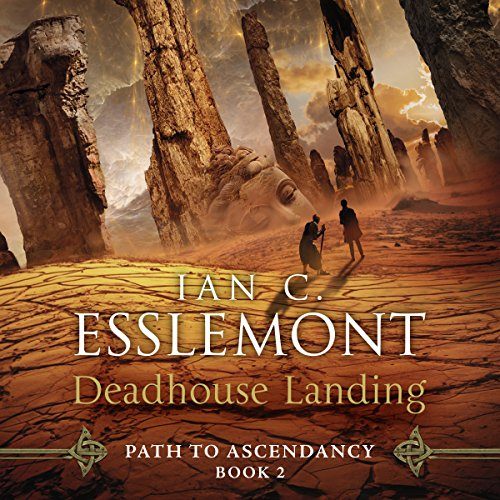 Deadhouse Landing cover art