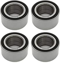 AutoDN Wheel Hub Assembly Bearing Front&Rear 4PCS For 1999-2001 MERCEDES-BENZ ML430