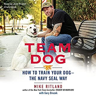 Team Dog audiobook cover art