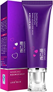 Skin Private Nipple Pink Cream for Face & Body, Private Part Intimate Bleaching Cream, Pink Lips Areola Labia Nipple Armpit Cream Skin Care