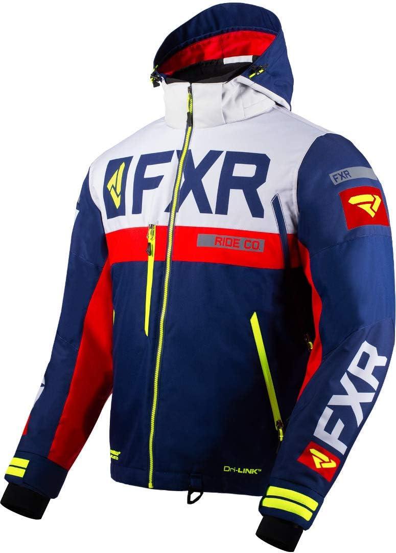 Black//Charcoal//Gray - 2X-Large FXR Mens Helium X Jacket