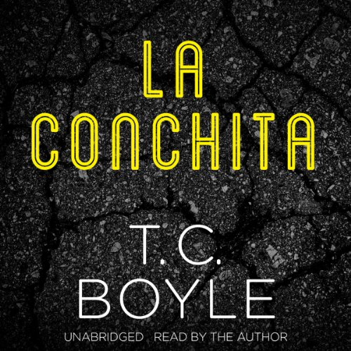 La Conchita audiobook cover art