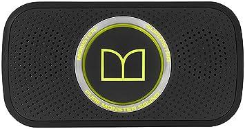 Monster Superstar Enceinte Bluetooth Audiophile Portative Résistante aux éclaboussures Neon Green